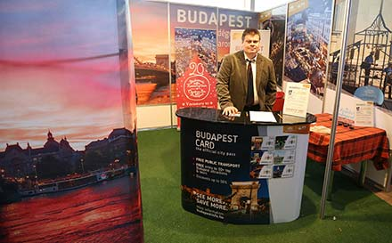 2018. 3. nap - Budapest stand